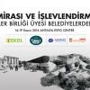 YAPEX'te Kültür Mirası ve İşlevlendirme Paneli