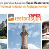 YAPEX Restorasyon Fuarının bu yılki teması:  Kentsel ittifaklar ve paylaşan kentler