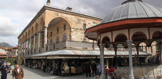 Konya, Tarihi Kentler Birliği Buluşmasına ev sahipliği yaptı