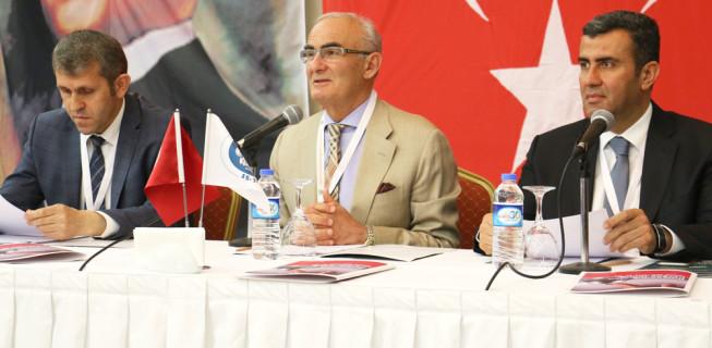 TKB Meclis Toplantısı Malatya Buluşmasında yapıldı