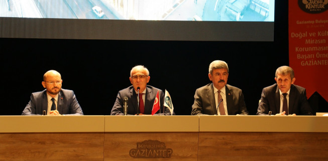Tarihi Kentler Birliği 2016 Yılı II. Olağan Toplantısı Karar Özeti