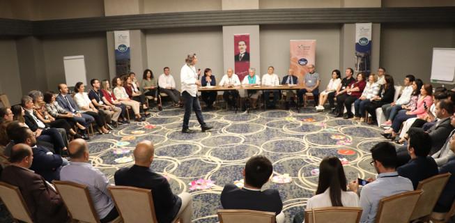Tarihi Kentler Birliği Manavgat Çalıştayı Yapıldı