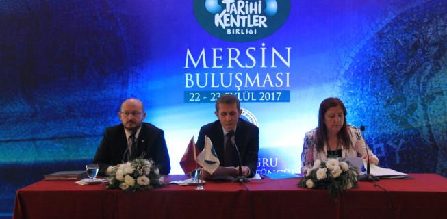 Birlik Meclisi 2017 Yılı II. Olağan Toplantısı Mersin'de yapıldı.