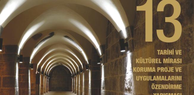 Otuz tarihi kentin koruma çalışmaları bu kitapta