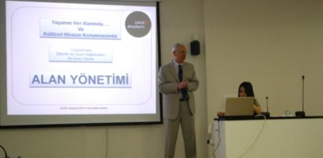 Alan Yönetimi: Birlikte Yönetme Modeli Eğitimi