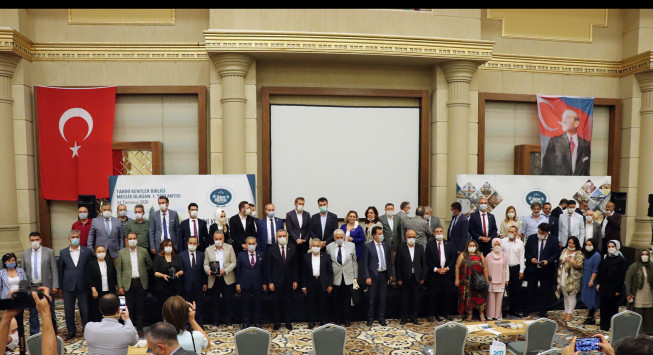 TKB Müze Özendirme Yarışması Ödül Töreni Yapıldı