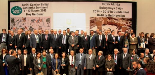 TKB Özendirme yarışması 2012 ödülleri Şanlıurfa'da verildi