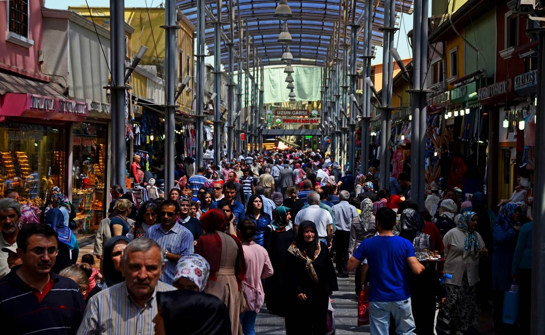 Uzun Çarşı, Bursa